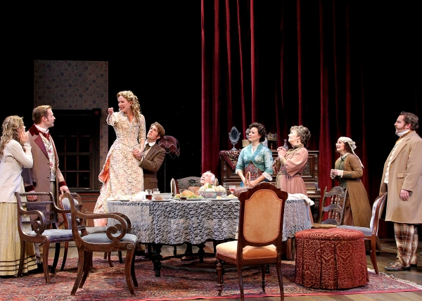 Photos: First Look at Shakespeare Theatre of New Jersey's TRELAWNY OF THE WELLS