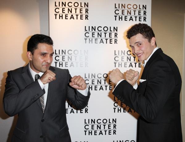 Seth Numrich & Dion Mucciacito Photo