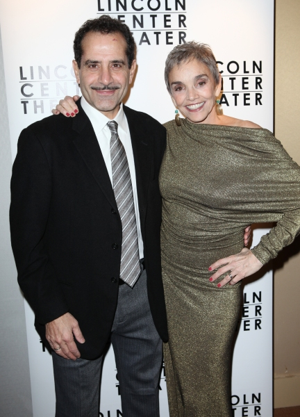 Tony Shalhoub & Brooke Adams