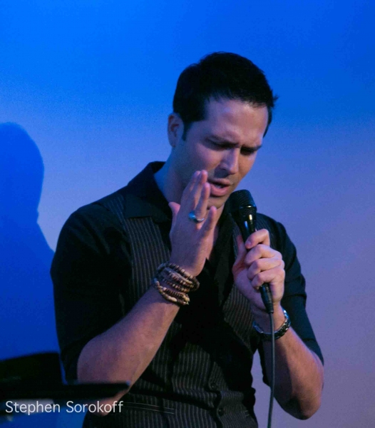 Photo Coverage: Jeremiah James Brings SUPERMAN to The Metropolitan Room