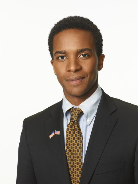 Andre Holland  at Meet the Cast of NBC's New Comedy 1600 PENN