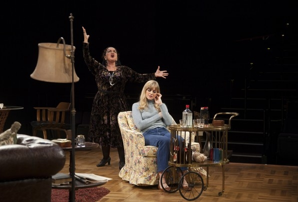 Photo Flash: First Look at Kathleen Turner and More in THE KILLING OF SISTER GEORGE