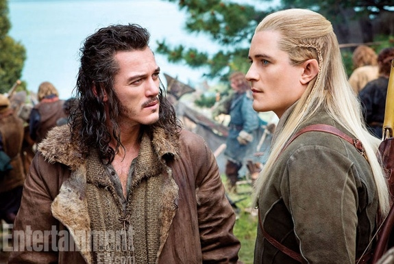 Photo Flash: First Images From Upcoming HOBBIT Sequels