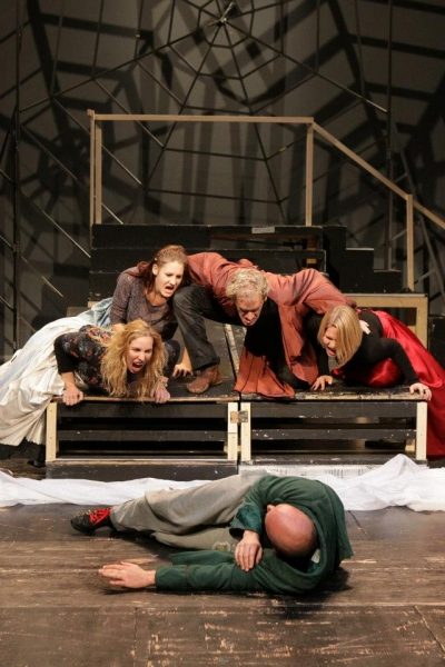 Photo Flash: First Look at DRACULA at Theatre Pforzheim