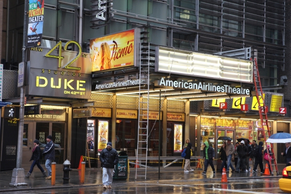 Up on the Marquee: PICNIC
