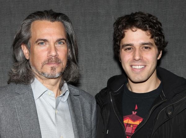 Robby Benson & Josh Young