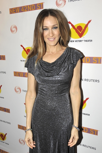 Photo Flash: Sarah Jessica Parker and More at New 42nd Street Gala