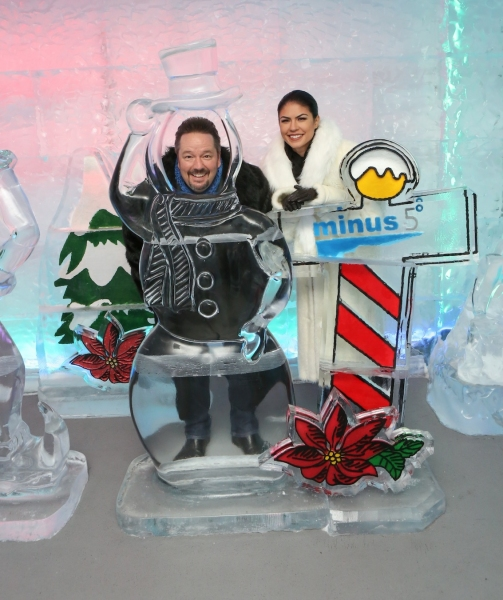 Terry Fator and Taylor Fator Photo