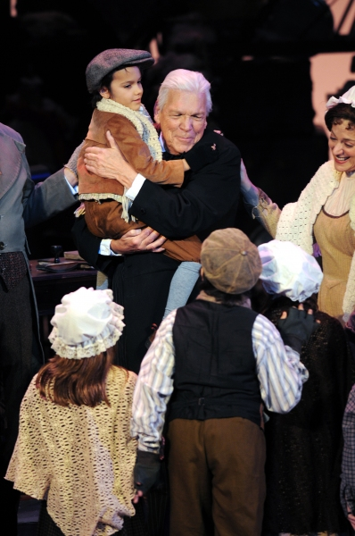 Photo Flash: Tom Atkins and More in Pittsburgh CLO's A MUSICAL CHRISTMAS CAROL, Opening Tonight