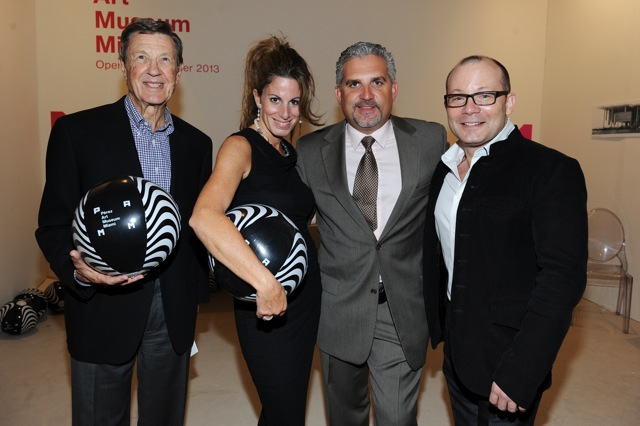 Record Crowds Attend VIP Preview of 23rd Art Miami and Inaugural CONTEXT Art Miami Festivals