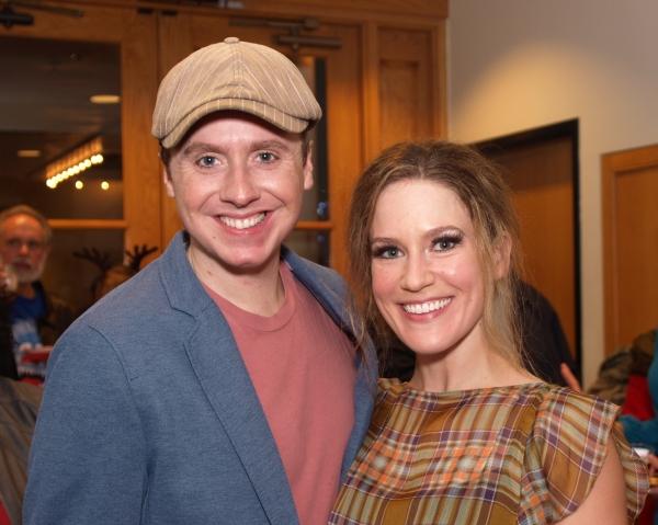 Steven Booth and Molly Alvarez Photo