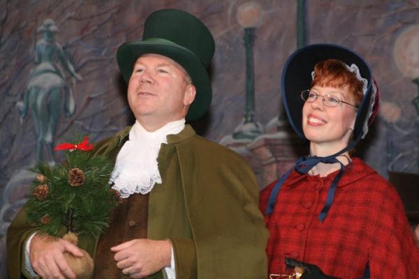 Herb and Sandra Philpott