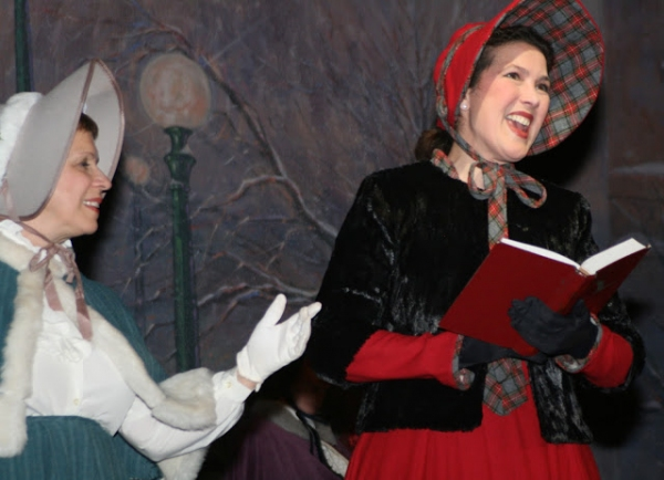 Photos: First Look at Reagle Music Theatre's CHRISTMASTIME