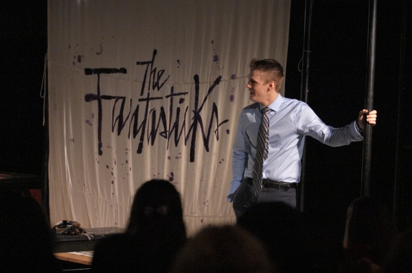 Photo Flash: Aaron Carter Celebrates 25th Birthday with THE FANTASTICKS