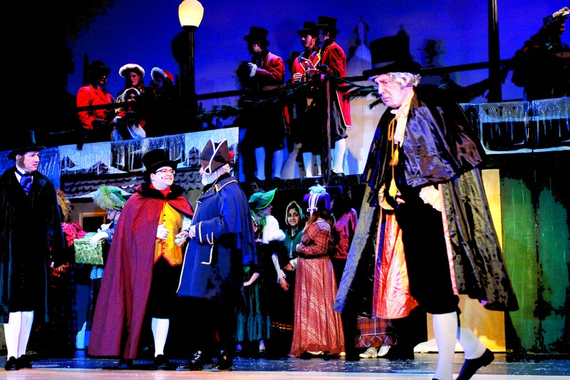 Lambertville's Downtown Players Stage A CHRISTMAS CAROL and FROSTY AND RUDOLPH, 12/21-23
