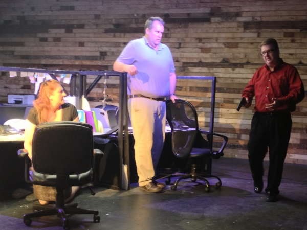 BWW Reviews: NSFW: THE OFFICE PLAYS - Where OFFICE SPACE Meets SATURDAY NIGHT LIVE