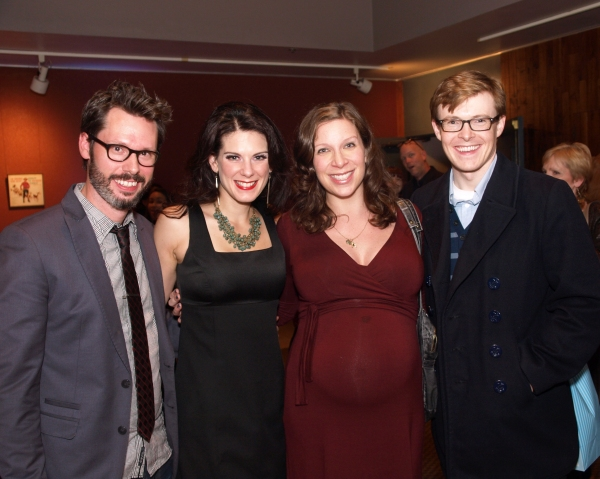Photo Coverage: McCoy Rigby Entertainment Presents WINTER WONDERETTES Press Opening Night at La Mirada Theatre