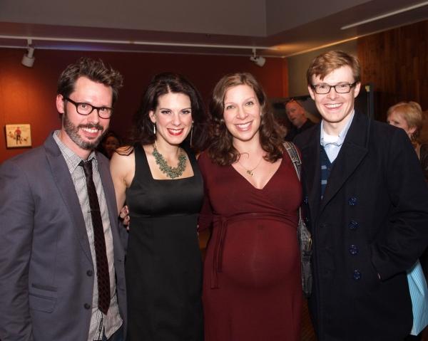 Photo Coverage: McCoy Rigby Entertainment Presents WINTER WONDERETTES Press Opening Night at La Mirada Theatre