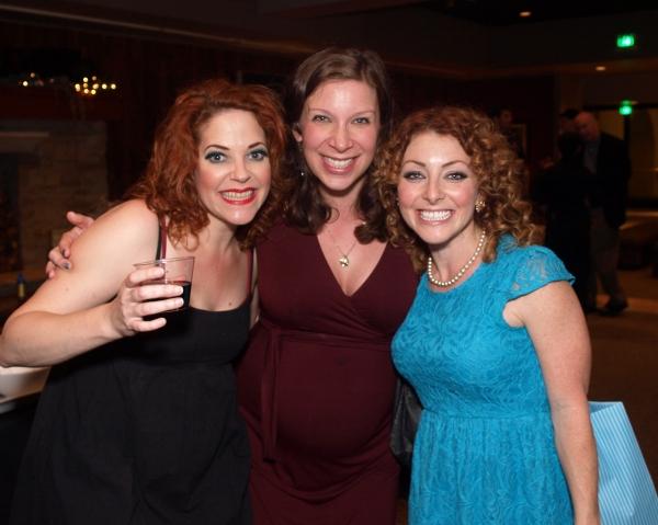 Bets Malone, Lowe Taylor, and Jenna Coker-Jones Photo