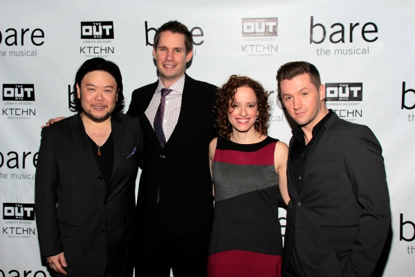 Photo Coverage: Inside Opening Night of BARE- Theatre Arrivals!