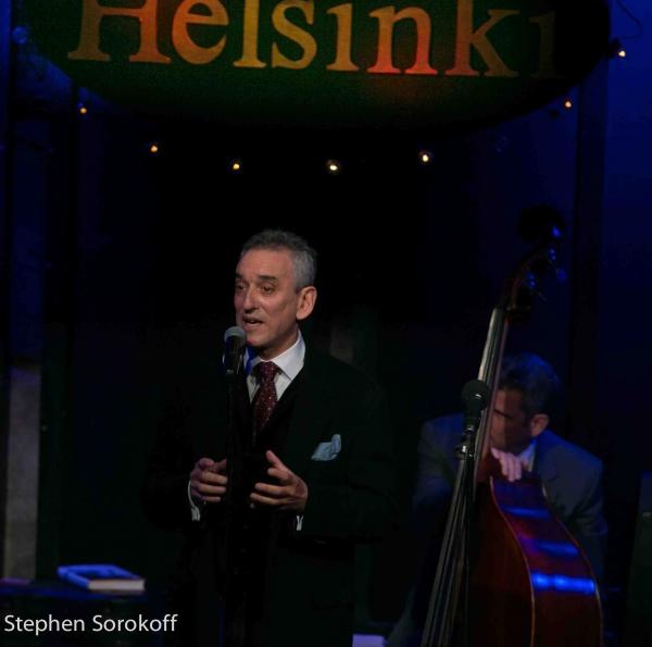 Photo Coverage: John Pizzarelli and Jessica Molaskey Play Helsinki Hudson