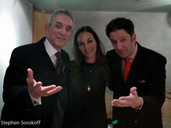 Photo Coverage: John Pizzarelli and Jessica Molaskey Play Helsinki Hudson