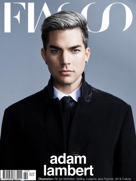 High Res Adam Lambert