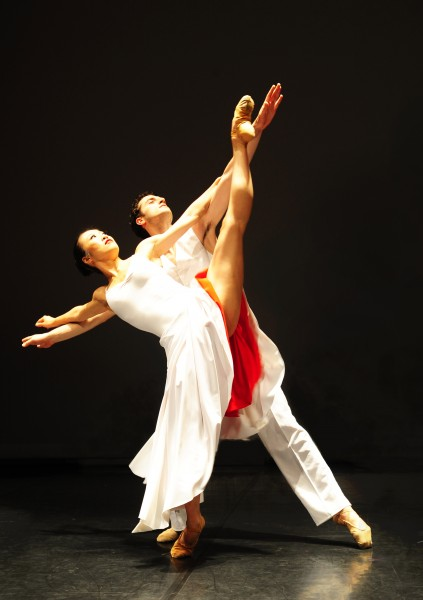 Regional Dance Company of the Week: Nimbus Dance Works, NJ