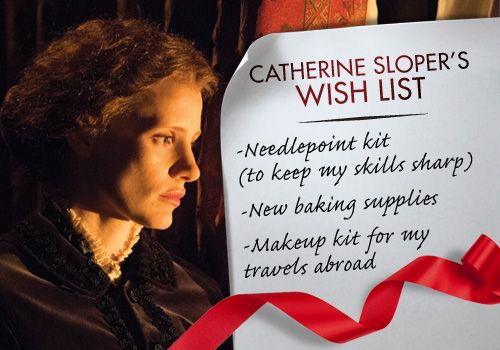 THE HEIRESS Contest: Win 'Catherine Sloper's' Wish List!; Enter by Tomorrow to Win!