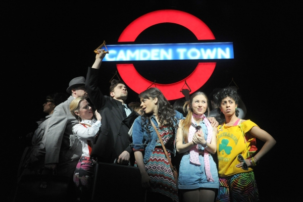 Photo Coverage: First Look at Spice Girls Musical - VIVA FOREVER in the West End!