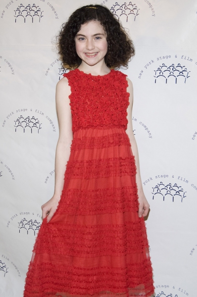 Photo Flash: Tony Shalhoub, Lilla Crawford and More at New York Stage and Film Winter Gala