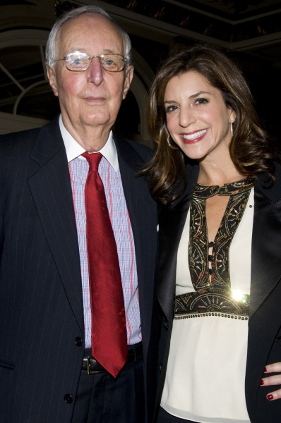 Roger Horchow and Sally Horchow Photo