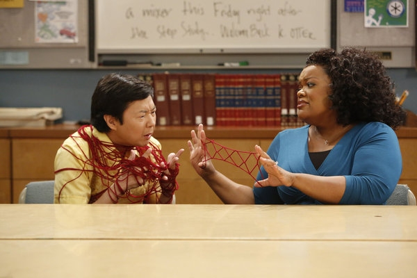 Photo Flash: First Look at COMMUNITY's Return! Fourth Season to Premiere Feb. 7