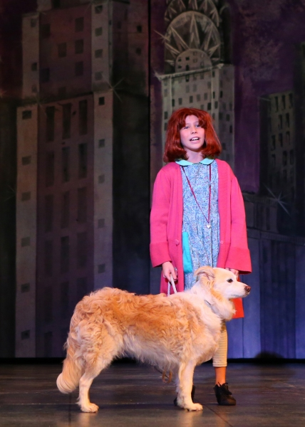 Photo Flash: First Look at Riley Newton, Lisa Konove and More in DHT's ANNIE