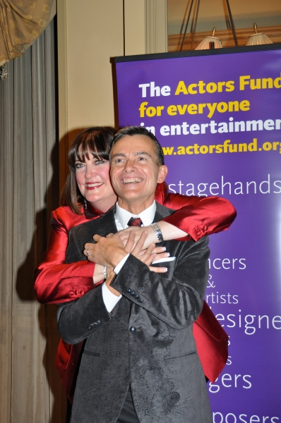 Photo Coverage: Norm Lewis, Ann Hampton Callaway and More at MY GIFT OF THANKS Actors Fund Benefit
