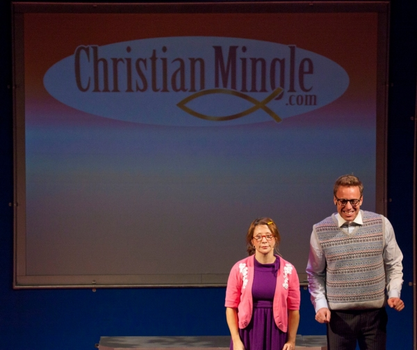 Photo Flash: Cheri Oteri's Opening Night in NEWSical!