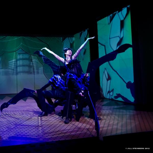 Sofia Jean Gomez (Great Glass Spider)