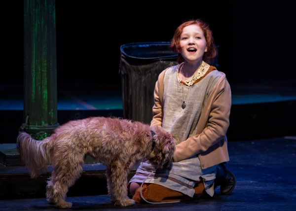 Photo Flash: First Look at Beck Center for the Arts' ANNIE