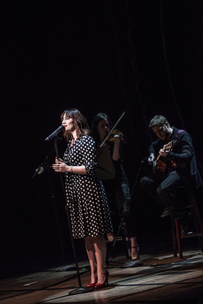 Eden Espinosa at City of Hope: Broadway Blows Back