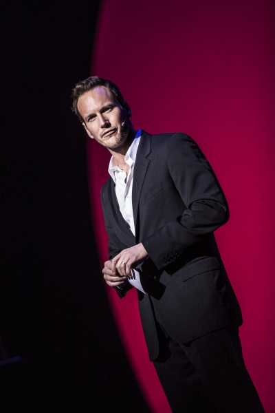 Patrick Wilson at City of Hope: Broadway Blows Back
