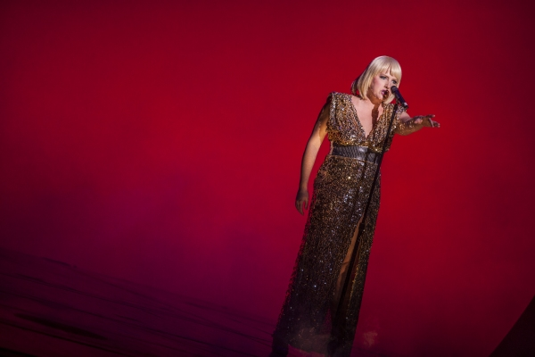 Photo Coverage: City of Hope: Broadway Blows Back