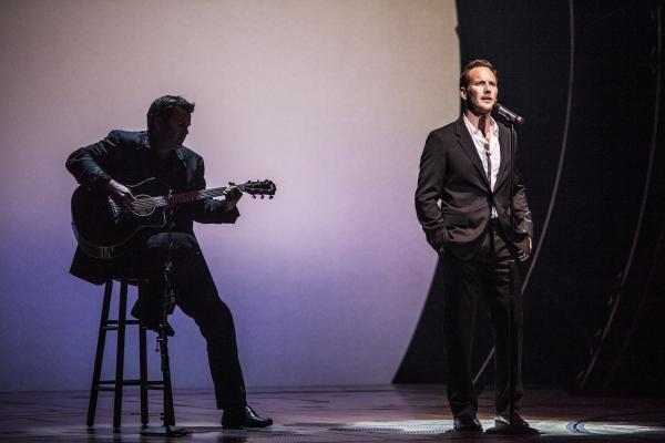 Patrick Wilson at City of Hope: Broadway Blows Back