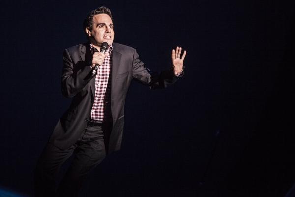 Mario Cantone at City of Hope: Broadway Blows Back
