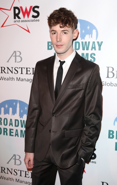 Blake Daniel  at Annaleigh Ashford, Katie Holmes, and More at Broadway Dreams Foundation's 2012 Gala