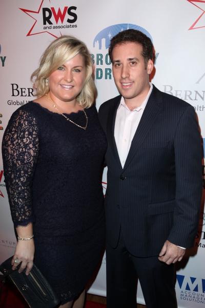 Christina Papagjika & Matthew Salloway  Photo