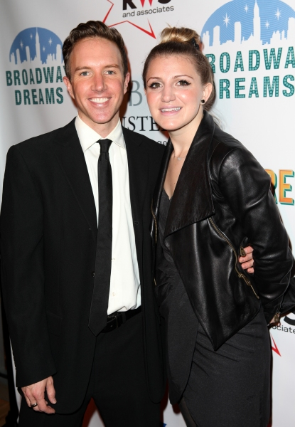 Photo Coverage: Annaleigh Ashford, Katie Holmes, and More at Broadway Dreams Foundation's 2012 Gala