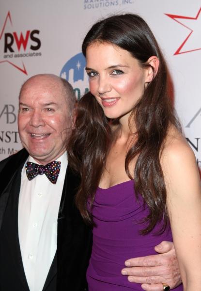 Jack O'Brien & Katie Holmes