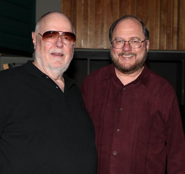 Paul Gemignani & Rupert Holmes