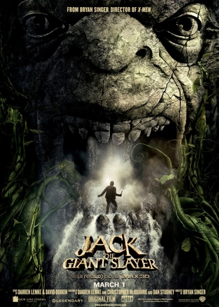 Photo Flash: First Look - Poster Art for JACK THE GIANT SLAYER