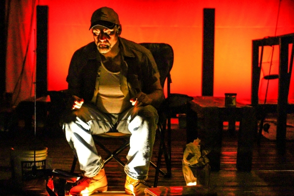 Photos: First Look at 4th Street Theatre's THE MAN-MADE ROCK